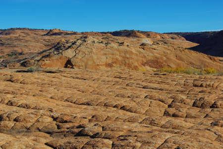 escalante: Scenery near Harris Wash, Utah