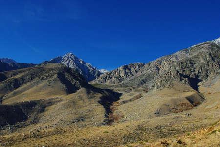 high sierra: High Sierra valley