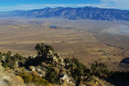 high sierra: From high Sierra to high desert