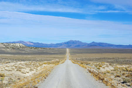 roberts: Towards Roberts Creek Mountain, Nevada