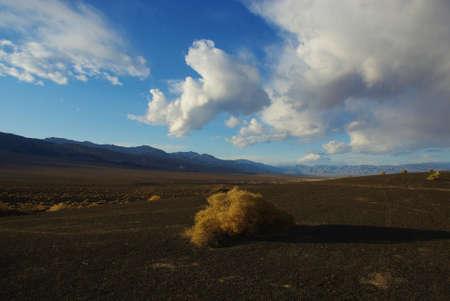 Death Valley impression