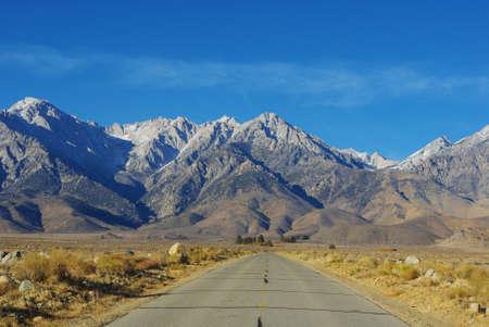 Road to Sierra