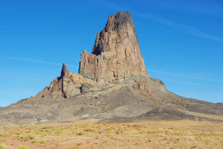 On the way to Monument Valley, Arizona