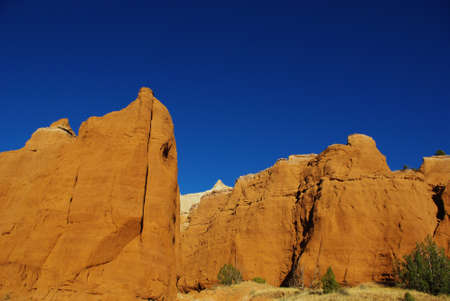 Kodachrome rock walls, Utah