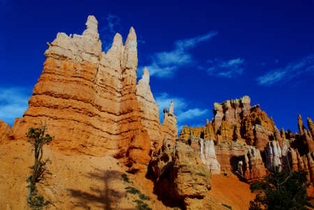 Beautiful towers, Bryce, Utah