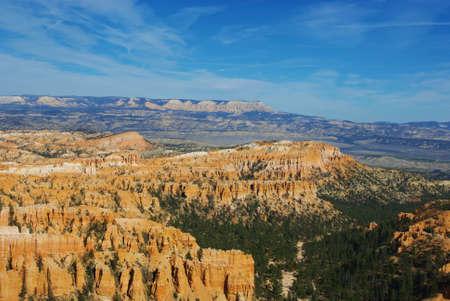 Bryce scenery, Utah