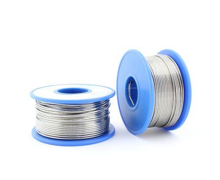 soldering: Soldering wire two reels