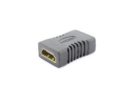 hdmi: HDMI female to female adapter