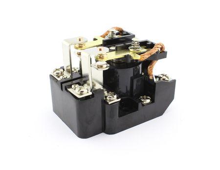 electromechanical: Electromagnetic relay