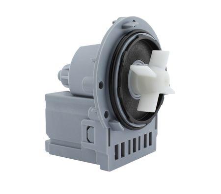 calcification: Washing machine water pump