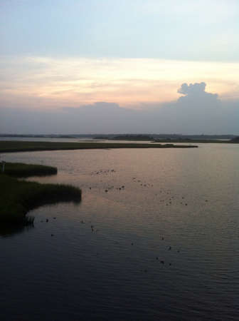 topsail: The sound of topsail island