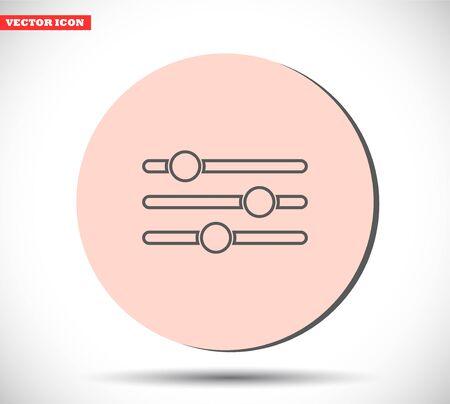 illustration flat design best icon