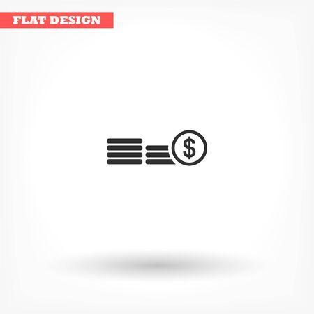 Vector icon design flat icon 10 eps Zdjęcie Seryjne - 140191342
