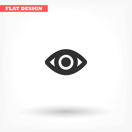 Vector icon design flat icon 10 eps Illustration