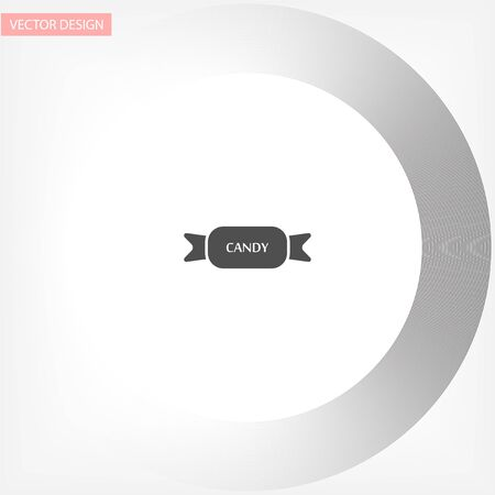 Litter vector image on a white background. This icon is made for your use. Technology best Ilustração