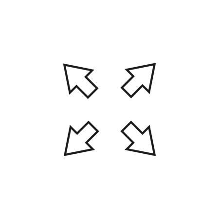 Flat design 10 eps icon best vector Ilustração