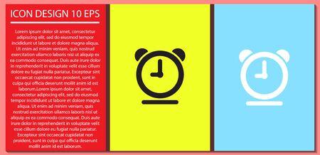RED design illustration flat design 10 eps