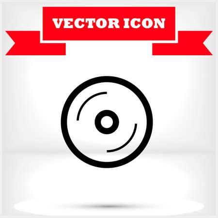 Vector icon 10 eps flat design Vettoriali