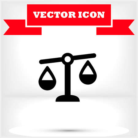 Vector icon 10 eps flat design