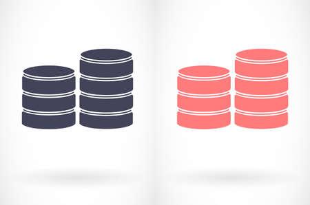 Vector icon, design illustration for web. Flat style design 10 eps 矢量图像