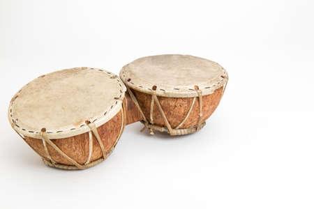 bongo: Coconut bongo Stock Photo