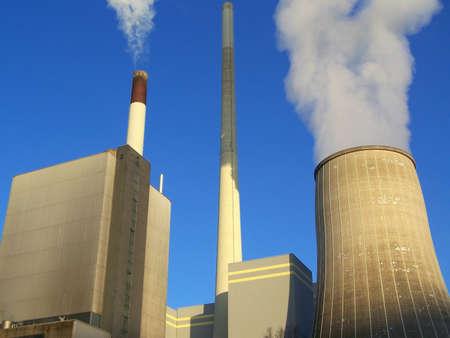 Kraftwerk Lizenzfreie Bilder