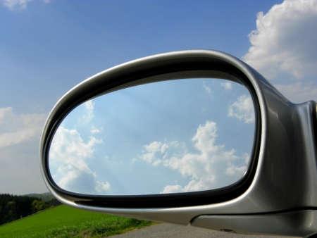 Car Mirror Stock Photo - 9412209