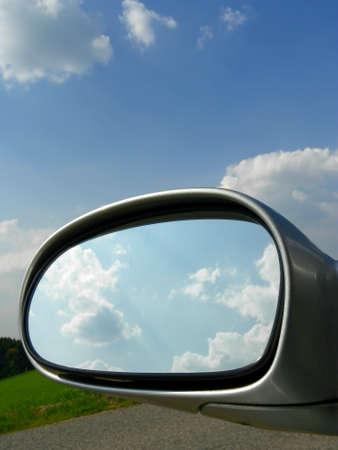 Car Mirror Stock Photo - 9412218