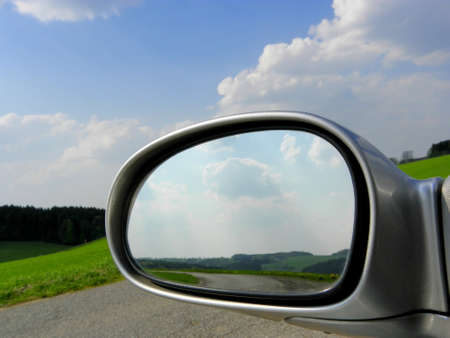 Car Mirror Stock Photo - 9412073