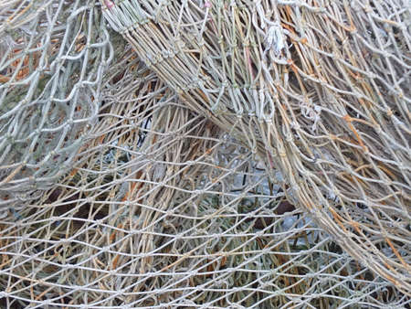 Fishing net photo
