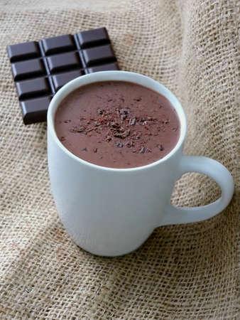 Tasse Kakao  Standard-Bild