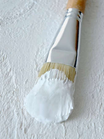 Paint brush photo