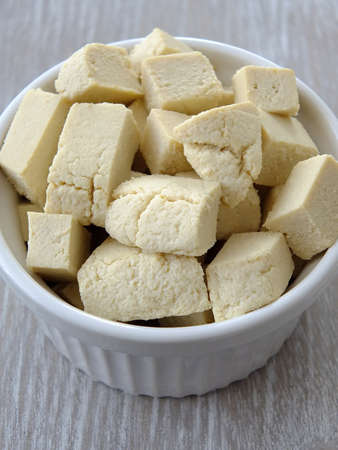 Image of a paneer cheese