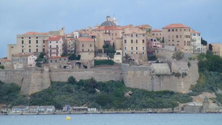 Calvi in ??Corsica