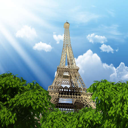 one day in paris photo