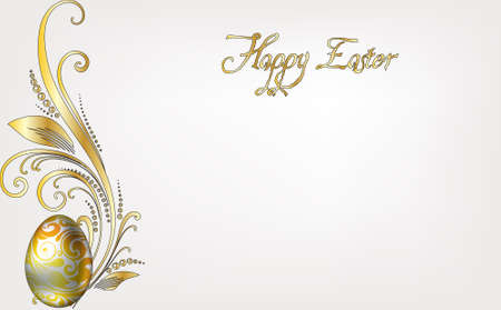Sticky Easter Greetings Stock Photo - 12815131