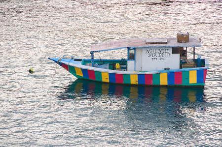 République de Trinité-et-Tobago - port de plaisance -Le Tropical - mer des Caraïbes Éditoriale