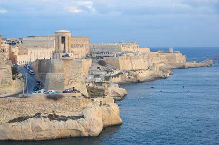 Fort Saint Elmo - Valletta waterfront - Malta