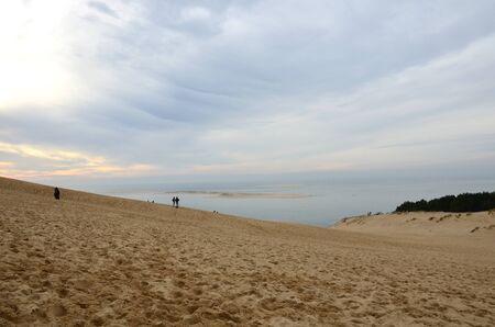 dune: Dune du Pilat, France Stock Photo