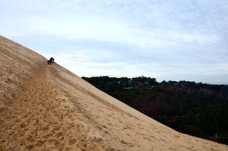 Dune du Pilat, France Stock Photo