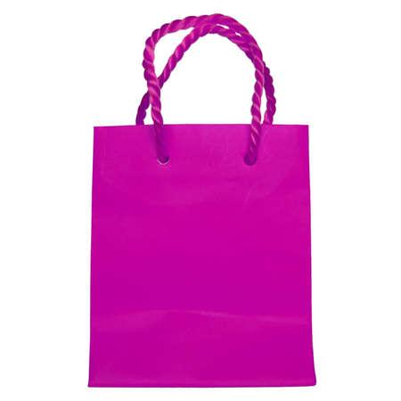 Paper bag shopper Stock Photo - 3134369