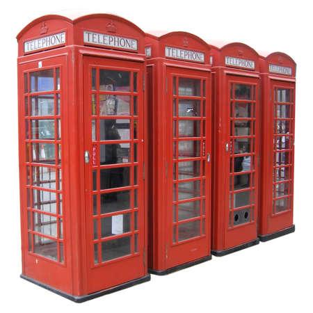 Red Telephone Box London photo