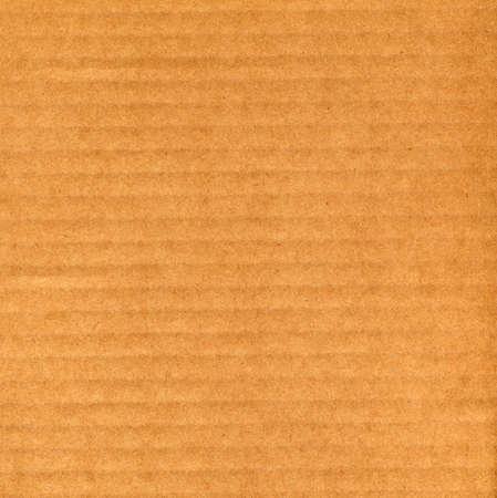 Brown corrugated cardboard sheet background Stock Photo - 3159390