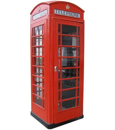 Red Telephone Box London