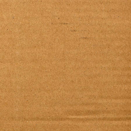 Brown corrugated cardboard sheet background Stock Photo - 3183546