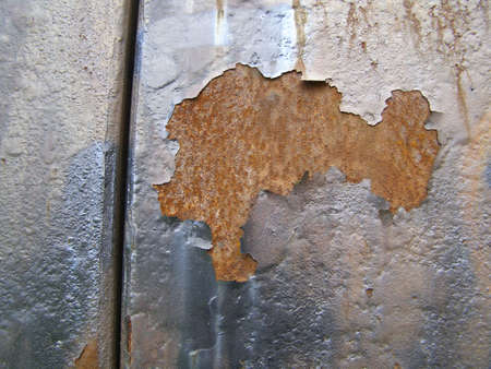 Rusted steel Stock Photo - 3183626