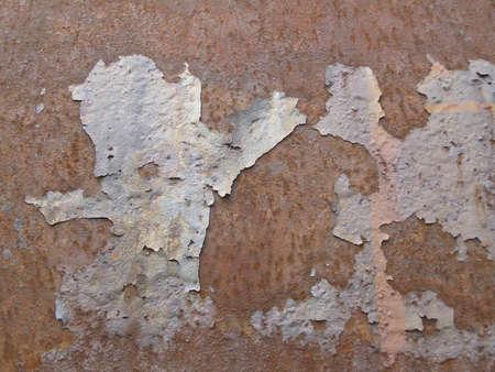 corten: Rusted steel