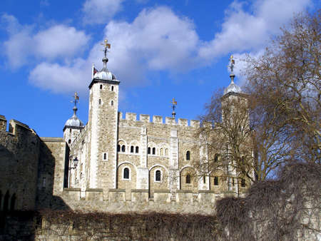 medioeval: Tower of London, Tower Hill, London