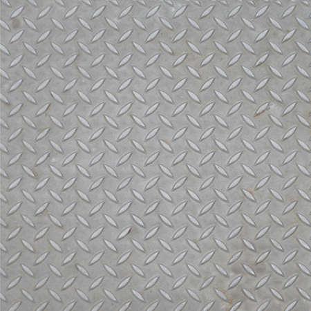 Diamond steel plate photo