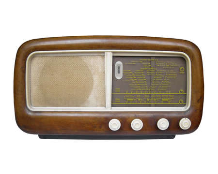 am: Old AM radio tuner